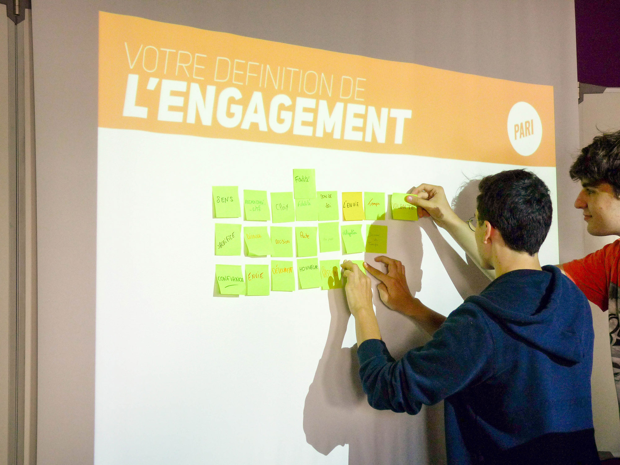 engagement etudiants workshop pari lab 3e bordeaux